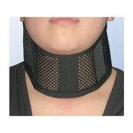 ネックガード・メッシュブラック首用シーネムチウチ頸椎固定頸部首固定◆メーカー直送のため代引き不可