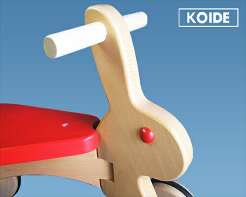 日本製木のおもちゃS23 ラビット