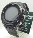 【あす楽対応】カシオ プロトレック PRO TREK Smart WSD-F20-BK