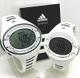 【あす楽対応】adidas アディダスadizero 100LAP ペアウォッチ ADP3506 ADP3509