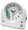 【あす楽対応】ギフト包装無料SEIKOピクシス アナログ録音再生目覚まし時計 NR433W