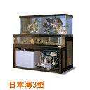 日東機材 活魚畜養水槽 日本海3型 水槽フルセット送料別途見積もり【♭】