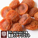 カルフォルニア産種有りあんず(アプリコット)《250g》種周りの甘みの濃い所を味わえます♪杏の品揃えは日本一を誇る専門店です。砂糖不使用ドライアプリコットドライあんず種付アプリコットあんずドライフルーツ