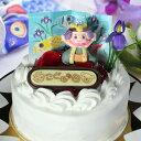 【こどもの日苺と木の実のショートケーキ4号(直径12cm)】送料無料新宿Kojimayaプレゼント予約 子供の日