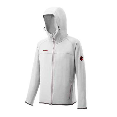マムート SOFtech Granite hooded Jacket Men