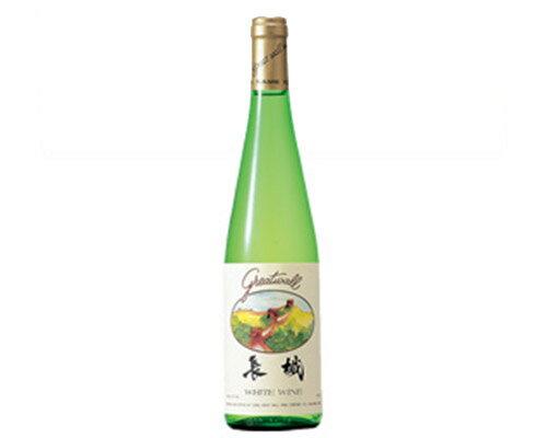 長城ワイン【白】750ml