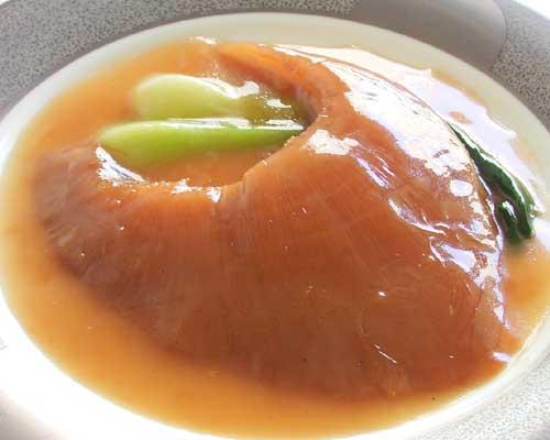 吉切鮫ふかひれ姿煮(尾びれ401g~) 吉切鮫ふかひれ姿煮(尾びれ401g~) 商品番号  99