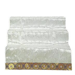 【10%OFF】スチール祭壇幅3尺白布付