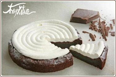 濃厚ながら上品なすっきりとした甘さがポイント【本格派チョコレートケーキ】横浜木かげ茶屋のクラッシック・ショコラ