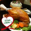【クリスマス限定】【予約販売】【送料無料】匠赤どりローストチキン(丸鶏)【5〜6人分】10P03Dec16