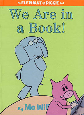 英会話学習 We Are in a Book! (An Elephant and Piggie Book) Mo Willems (英語)ハードカバー