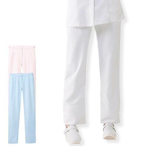 2119 マシュマロツイル スキニーパンツ【医療 ナース 看護 白衣 女性】