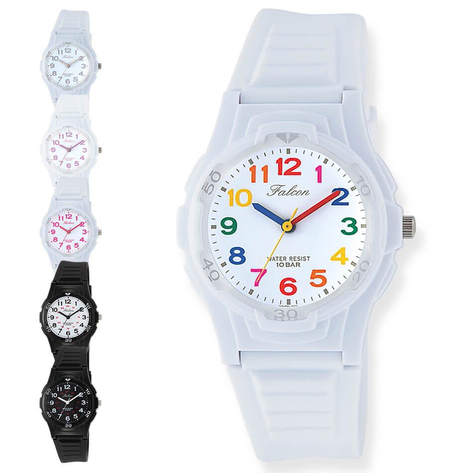 14193 シチズン時計製 10気圧防水リストウォッチ(ベーシック)【ナース 小物 グッズ 看護 医療】