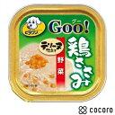 ビタワングー 鶏ささみテリーヌ 100g 犬 ドッグフード えさ 餌 ウェット ◆賞味期限 2021年9月
