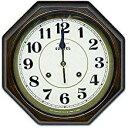さんてる 電波連続秒針モデル DQL675/壁時計/壁掛け時...