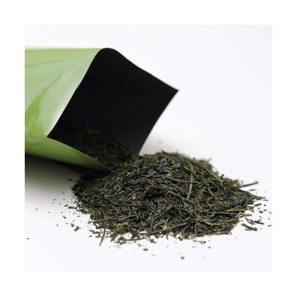 お茶 峰の誉 緑パッケージ 3袋セット【鹿児島...の紹介画像2