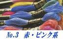 【DMC】刺しゅう糸#25番No.3 【C3-8】