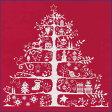 【DMC】刺しゅうキット  Christmas collectionJPBK557 Christmas Tree ◆◆【C3-7】U-OK