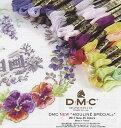 【DMC】刺しゅう糸 25番 2017年発売35色×1本セット 【C3-8】