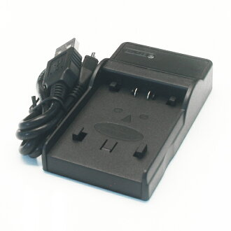 JVC (Victor) 攝像機相容充電器 VG121/VG114/VG138 USB 規範