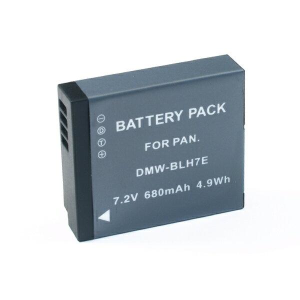 Panasonic パナソニック デジタルカメラ用 DMW-BLH7互換バッテリー【メール…...:komamono-honpo:10090446