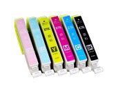 エプソン IC70互換インクカートリッジ 増量顔料6色セット IC6CL70L【メール便送料無料】