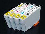 エプソン IC69専用 プリンター目詰まり洗浄カートリッジ 4色(IC4CL69)用セット 【メール便送料無料】 4色用セット