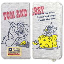 トム&ジェリー ユニバーサル・スウェットフリップカバーMサイズ チーズ