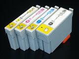 エプソン IC61・65専用 プリンター目詰まり洗浄カートリッジ 4色(IC4CL6165)用セット 【メール便送料無料】 4色用セット
