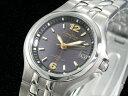 ロマンディーノ ROVEN DINO ソーラー レディース 腕時計 RD3088-2 【送料無料】 ブラック×シルバー【楽ギフ_包装】