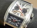【送料無料】個性際立つサルバトーレマーラ デュアルタイムサルバトーレマーラ 腕時計 デュアルタイム SM11123-SSWH (sb) シルバー&ホワイト【smtb-s】【あす楽対応】