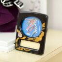鯉のぼり 室内 五月人形「鯉のぼり絵柄のオルゴール付写真立て!」 ●張り子