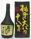 司牡丹 柚子の大バカ十八年