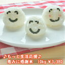 もっと生活応援米♪♪無洗米 10kg恵みに感謝米(5kg×2)本州 四国 送料無料
