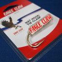 【メール便可】EAGLE CLAW(イーグルクロー) ハットピン EAGLE CLAWロゴ