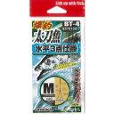 【メール便可】カツイチ 太刀魚水平3点仕掛 BT-4