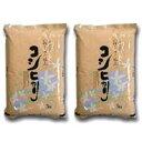 【玄米】特別栽培米(減農薬・減化学肥料)自然乾燥米 富山県産こしひかり5kg×2個(10kg)