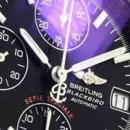 ブライトリング A13350/A146BLBPA ブラックバード 自動巻