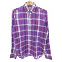 ショッピングINDIVIDUALIZED インディビジュアライズシャツ INDIVIDUALIZED SHIRT シャツ【中古】