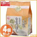 【4個セット】生鮮米 北海道産ななつぼし 1.5kg送料無料 白米 ナナツボシ 6kg 6キロ アイリスオーヤマ