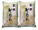 28年産福島県会津産ひとめぼれ玄米10kg[石抜き処理済]【あす楽対応】