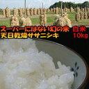 米 【送料無料】 希少品 幻の米 【天日乾燥】 令和元年産 岩手県南 ササニシキ 白米 10kg (分づき米も可) 限定品 天日干し 10キロ 発送日当日精米 寿司米にも お米アレルギー対策にも ささにしき