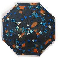 柿渋染めシルク100%晴雨兼用傘|折りたたみ傘8骨50cm【晴雨兼用/折りたたみ】日傘雨傘傘レディース折畳み折畳折り畳みレデイースladies