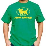 Fish eater[T-shirt][釣り]【楽ギフ包装】【レターパック対応】