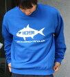 イレグイフィッシュトレーナー Fish Crazy Angler.1091 [釣り/スウェット/和柄/オリジナルデザイン/日本/sweat][02P06Aug16]