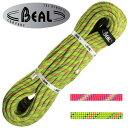 ベアール ロープ BE11161 10mmバイラス60m【Virus 10 mm】【クライミングロープ】【クライミング用ロープ】【スタンダードロープ】【ロストアロー正規取引店】