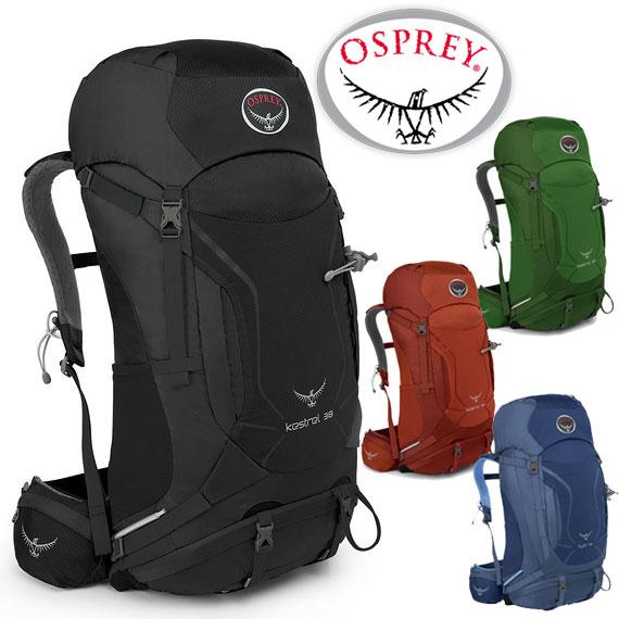 オスプレー ケストレル38
