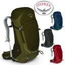 オスプレー ザック OS50301 ストラトス36 STRATOS 36 メンズ/男性用 トレッキングザック 登山用リュックサック ハイキングパック バックパック オスプレイ正規取扱店