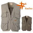 フォックスファイヤー ベスト メンズ/男性用 FXF5610...
