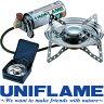 ユニフレーム UNIFRAME バーナー 610138 テーブルトップバーナー(US-D)【シングルバーナー】【ストーブ/コンロ】【ソフトケース付】【RCP】